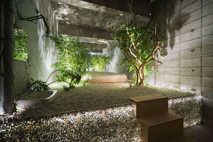 Llove Hotel Room Urban Nature Decor Jpg 714 476 Desain Desain