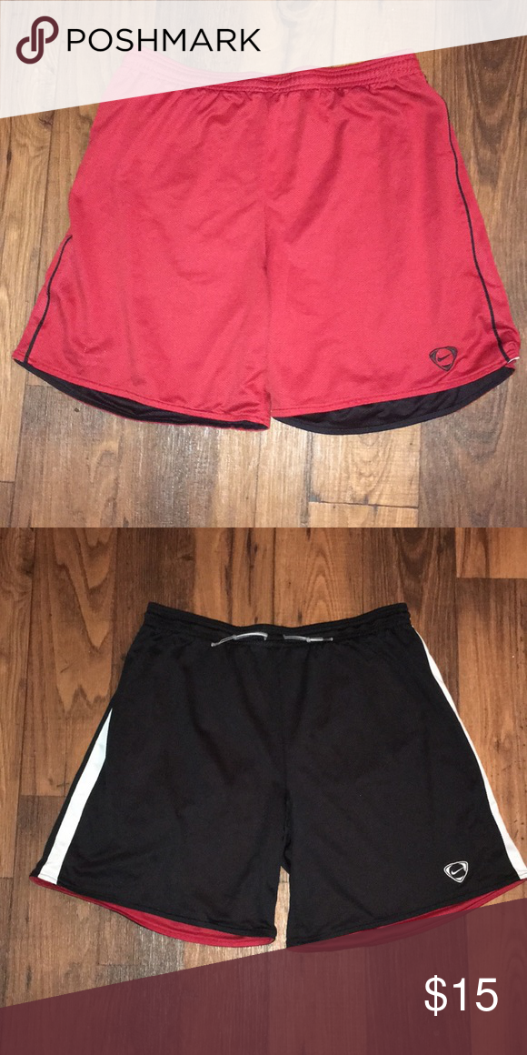 online store 8f42c 798d2 Nike Men s Athletic Reversible Shorts Size L Nike Men s Athletic Reversible  Shorts Size L Great condition Shipping same day as purchase Nike Shorts  Athletic