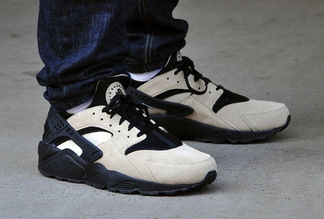 Nike Air Huarache - Flint Spin/ Black Cheap Price