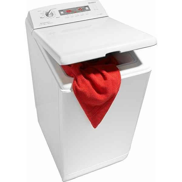 Blomberg Waschtrockner Toplader Wdt 6335 B 6 Kg 4 Kg 1300 U Min 45cm Breit 60cm Tief Waschtrockner Trockner Wasche