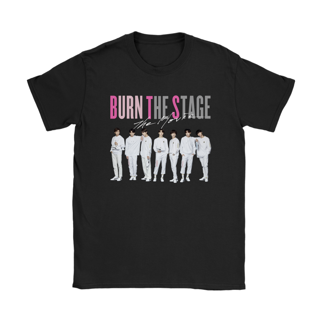 850ba5712 Burn The Stage The Movie BTS The World's Biggest Boy Band Shirts ...