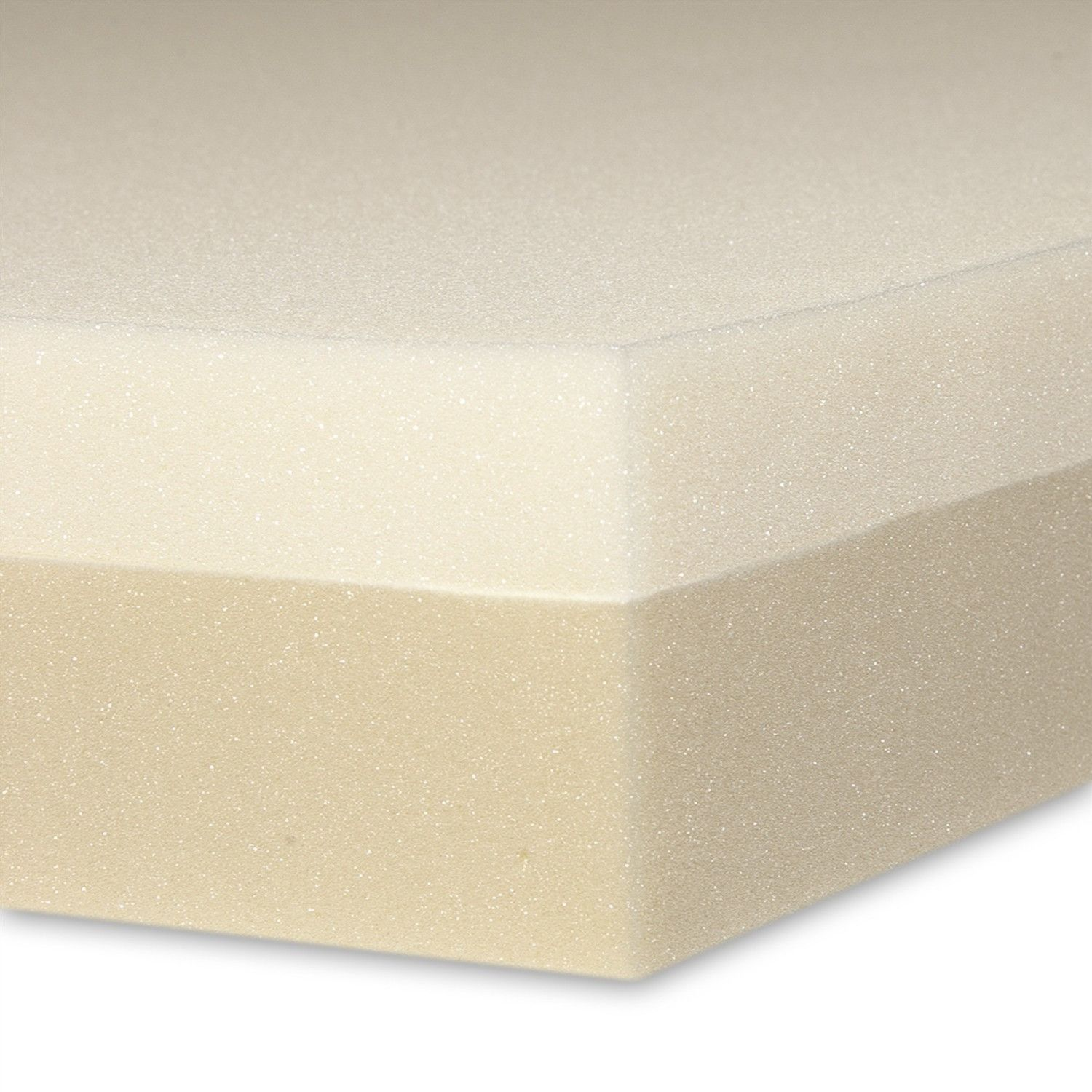 full size 4inch thick memory foam high density foam mattress topper