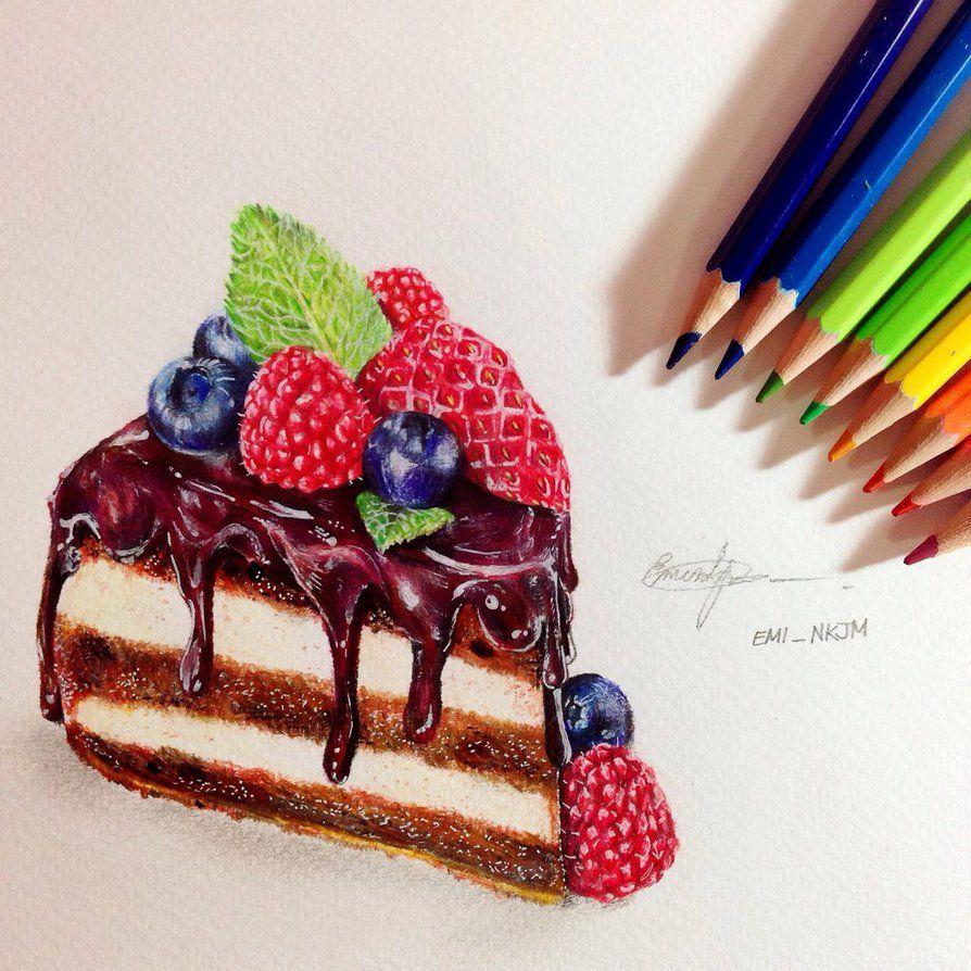 Eminkjm On Deviantart Prismacolor Art Color Pencil Art Colored Pencil Artwork