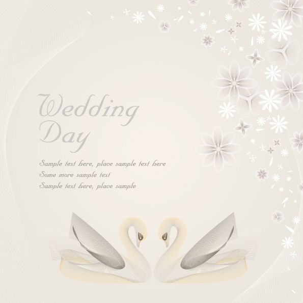 free vector Wedding template vector graphic available for ...