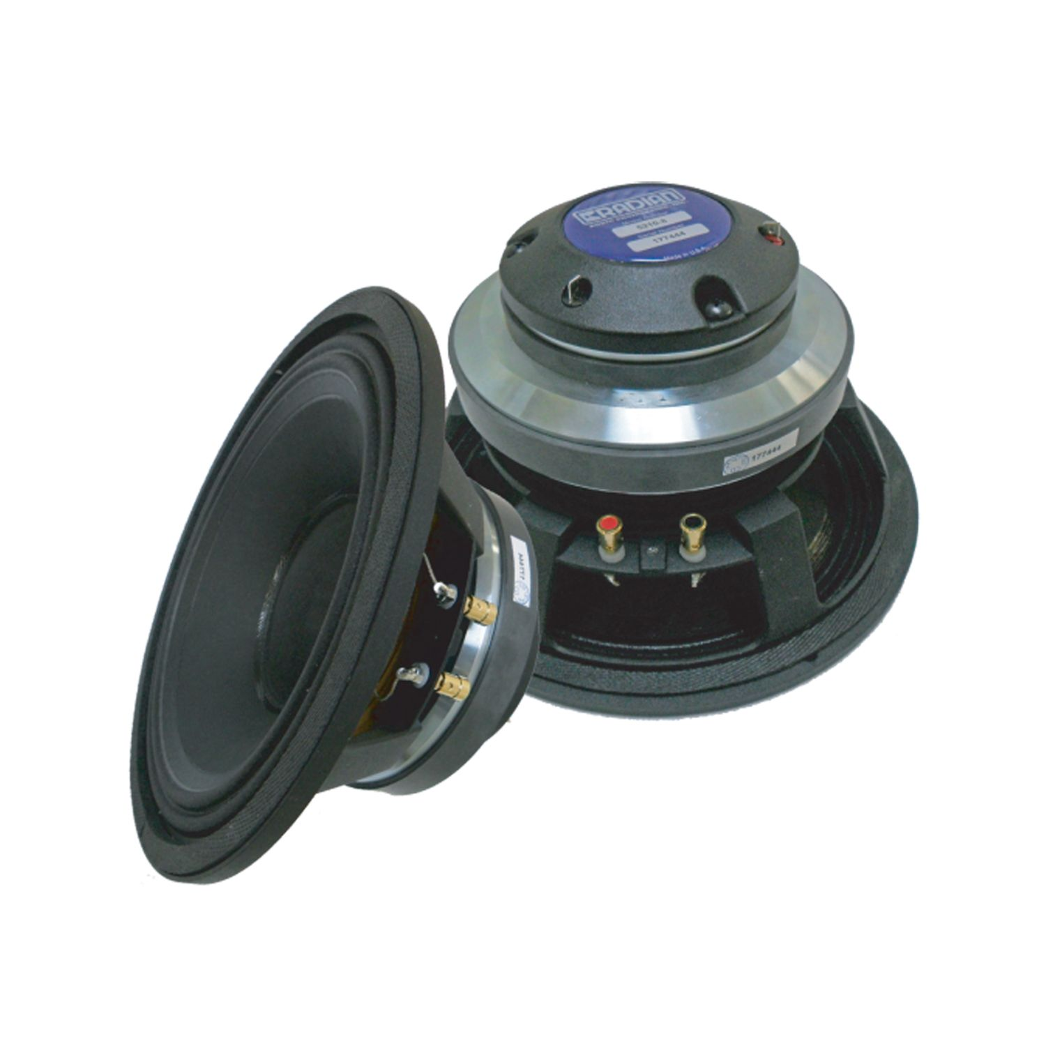 5210 10 coaxial speaker radian audio compact cars