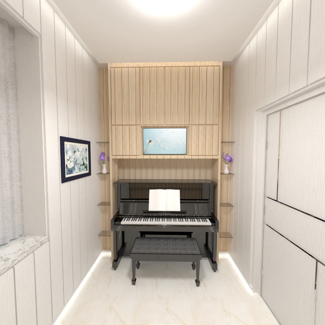 Small House Storage Ideas, Residential Interior Design