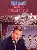 flame of the barbary coast cast