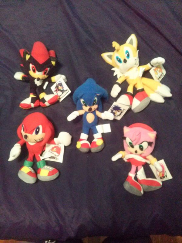 Images Sonic Plush Toys Sonic The Hedgehog Sonic
