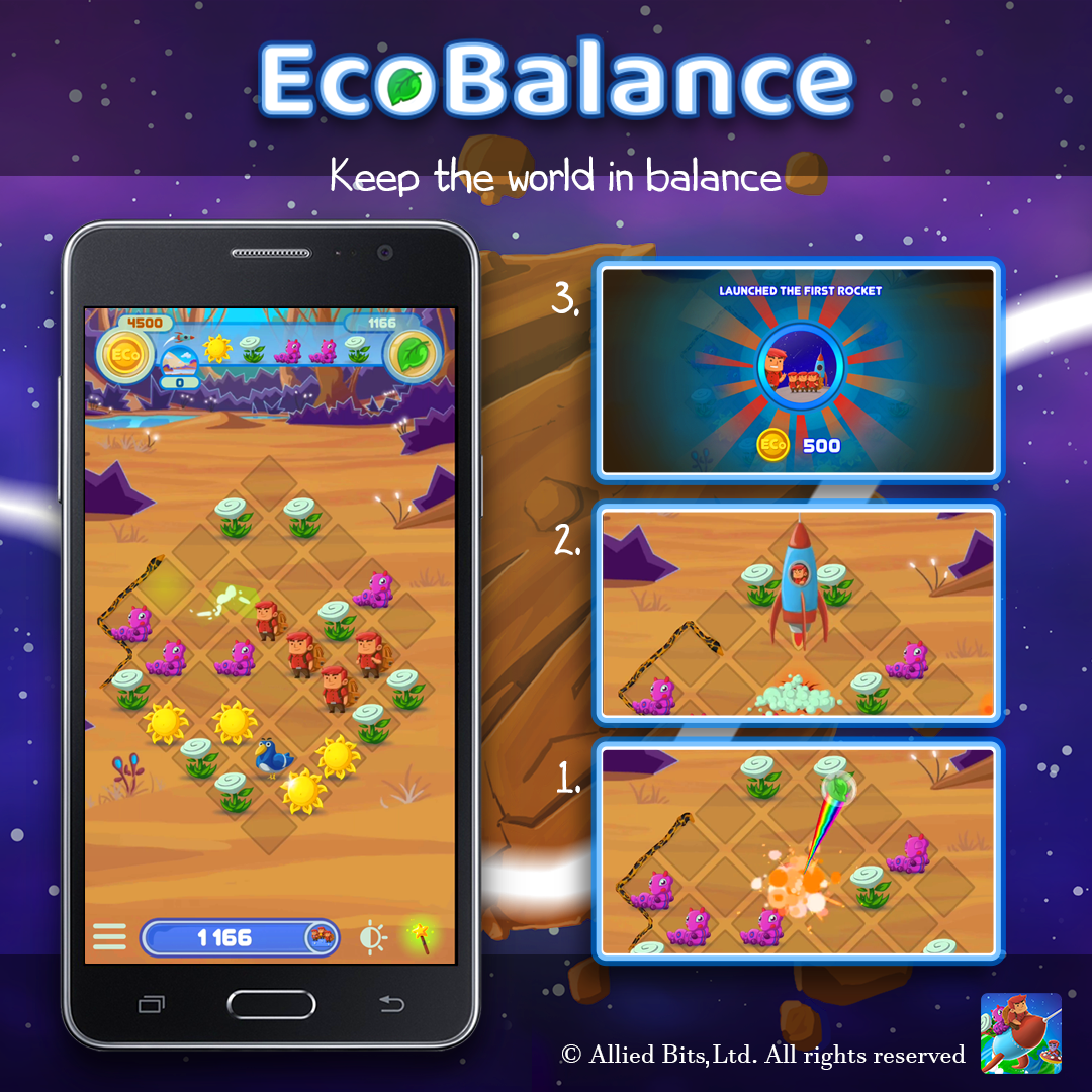 Ecobalance Game News Indiegame Android Ios Gamedev