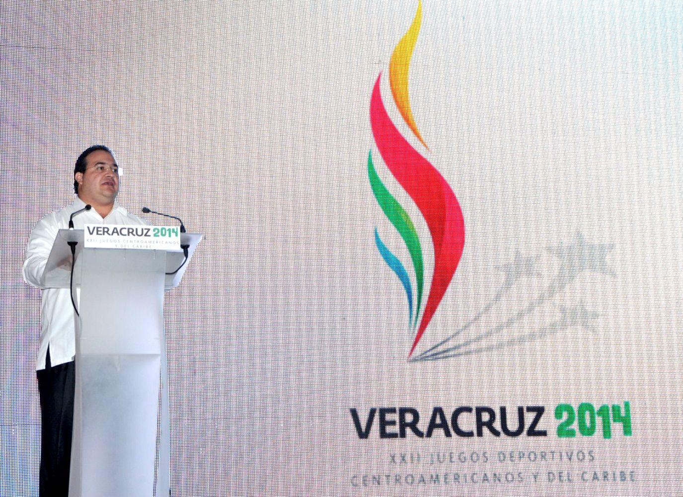 Al presentar los avances de la organización y de las obras de infraestructura para el desarrollo de los Juegos Centroamericano… | Centroamericanos, Caribe, Veracruz