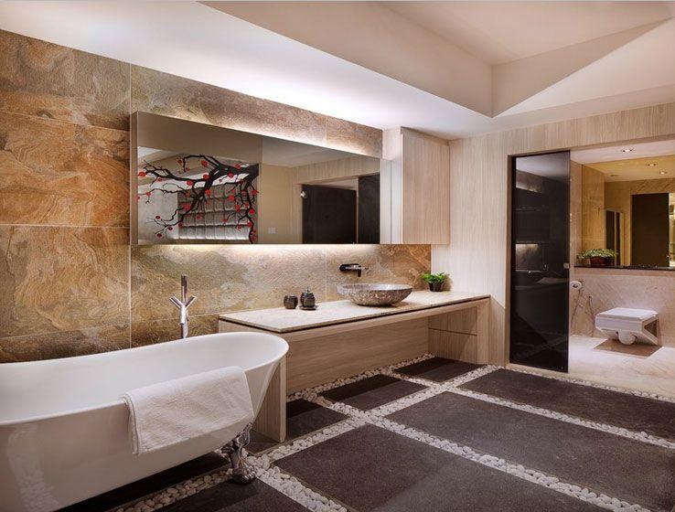 Badezimmer Mediterran Dekorieren Bad Styling Badezimmer