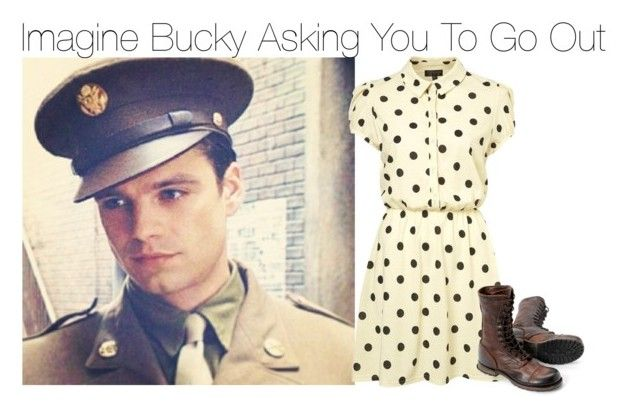 Imagine Bucky Asking You To Go Out | #Waterbug | Marvel