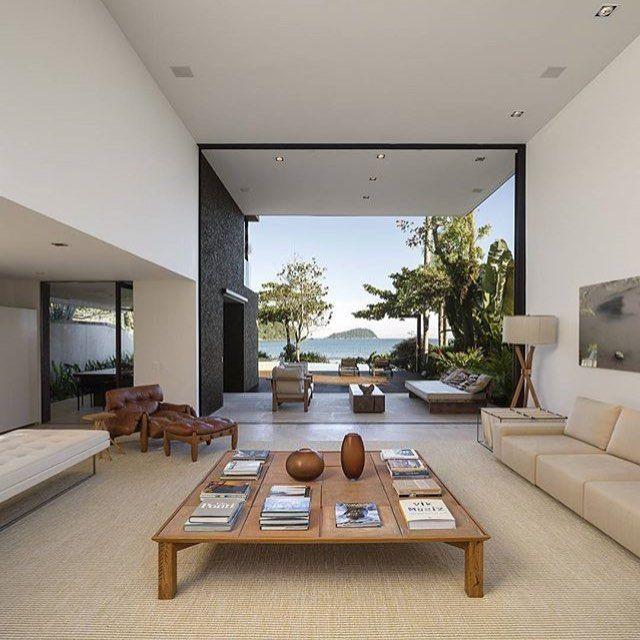 Boa semana! Projeto Arthur Casas #assimeugosto #arquitetura #architecture #architecturelovers