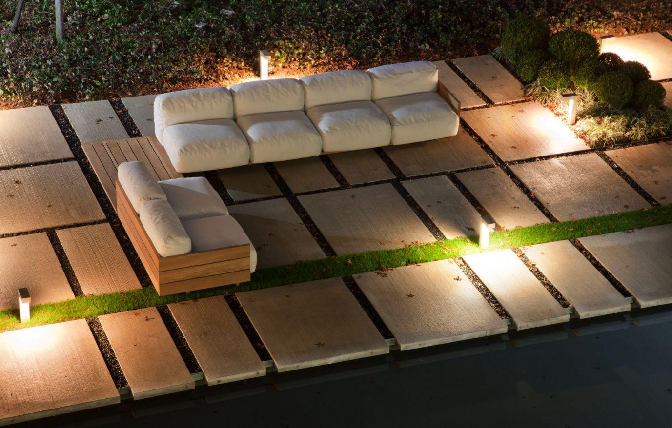 contemporary patio