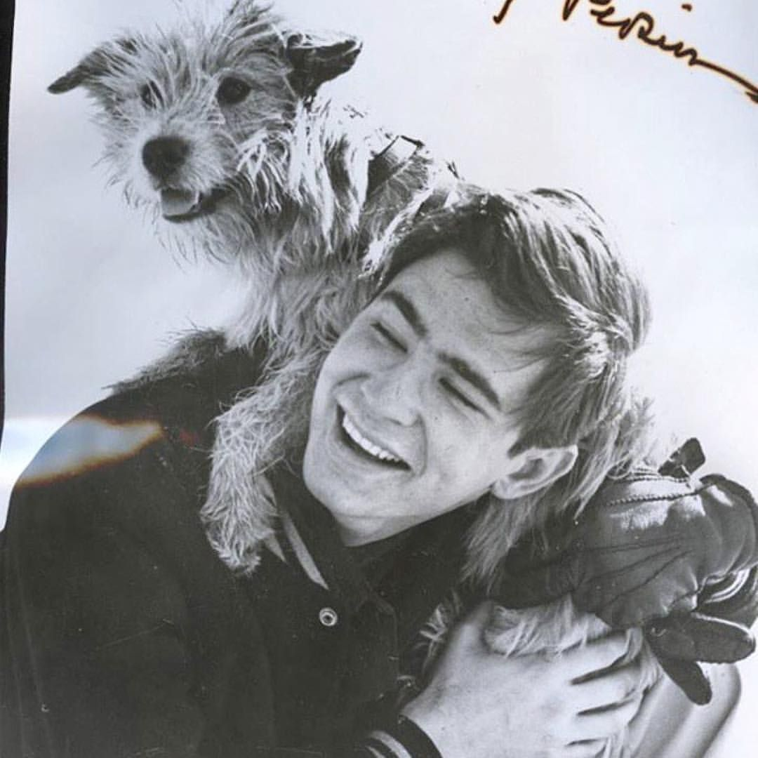 Anthony Perkins And His Dog Punky Anthony Perkins Anthony Dog People
