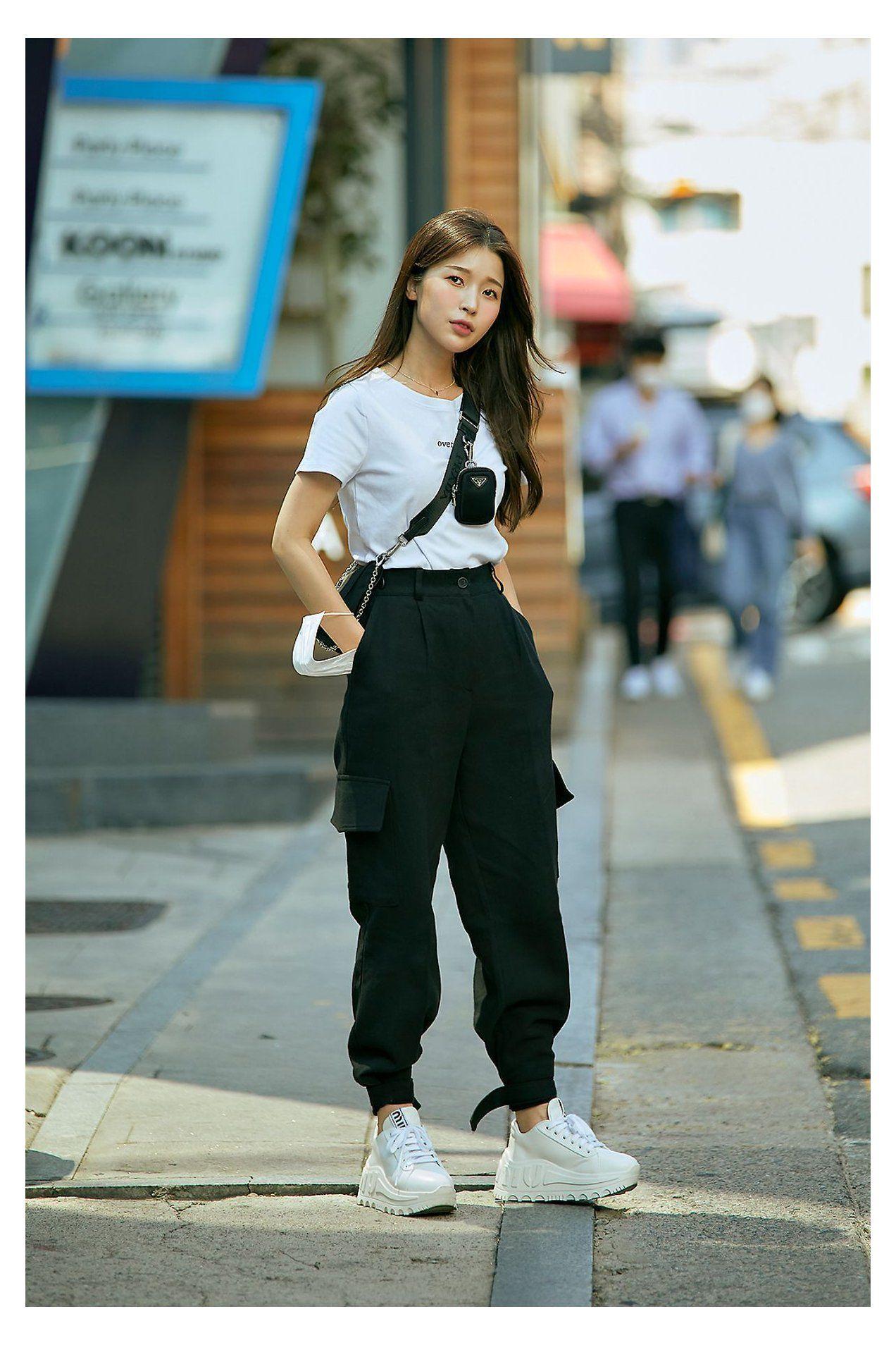 Korean Girl Fashion