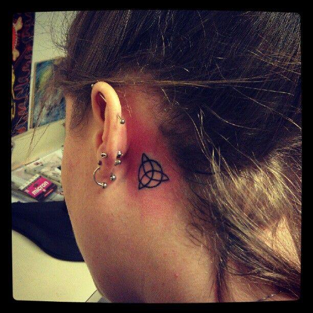 Irish Tattoo Ideas Siblings: Meredith And I Want This- Irish Knot- Trinity- 3 Siblings
