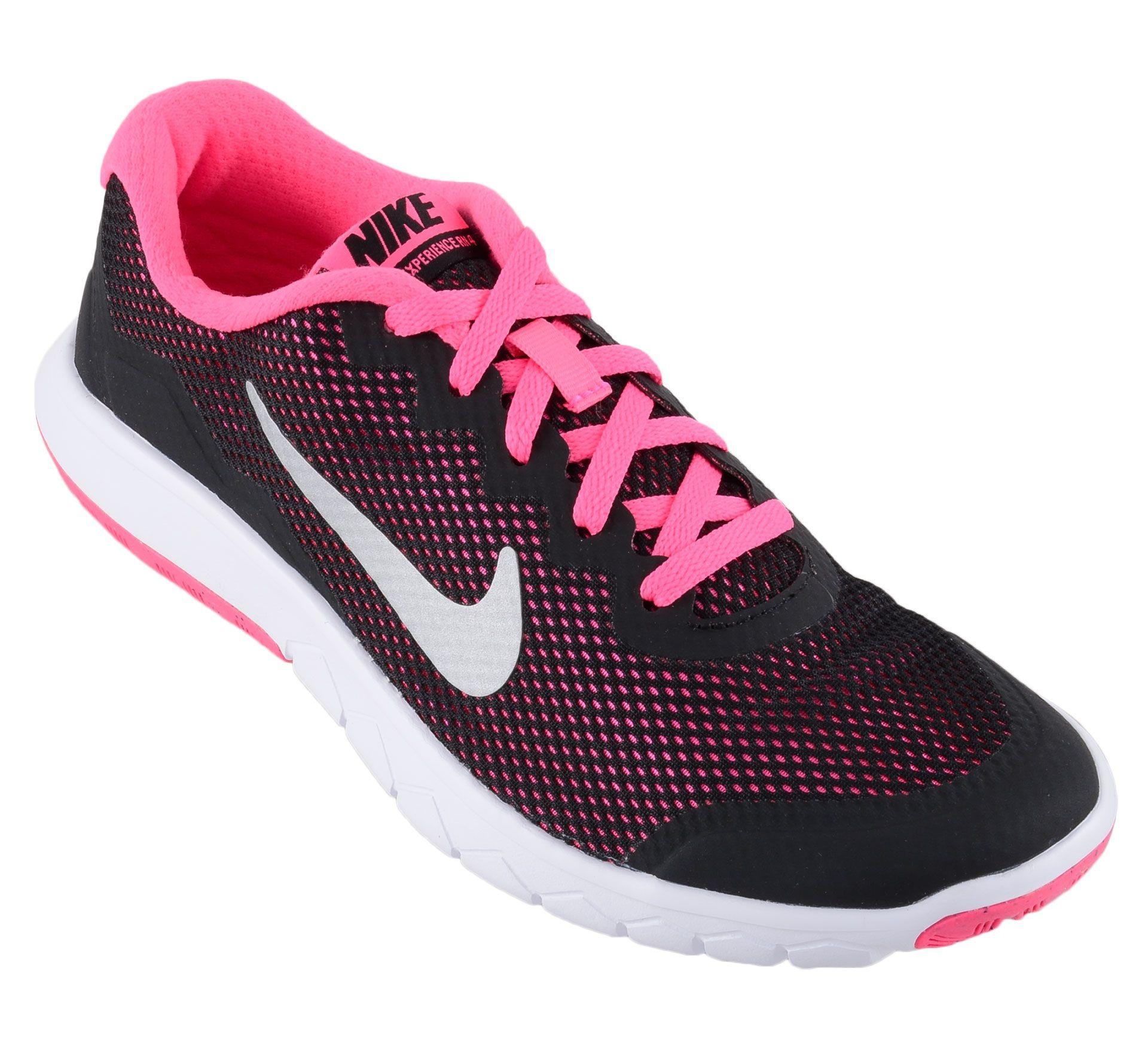 Buty Nike Flex Experience 4 Gs Jr 749818 001 Nike Flex Nike Girls Shoes