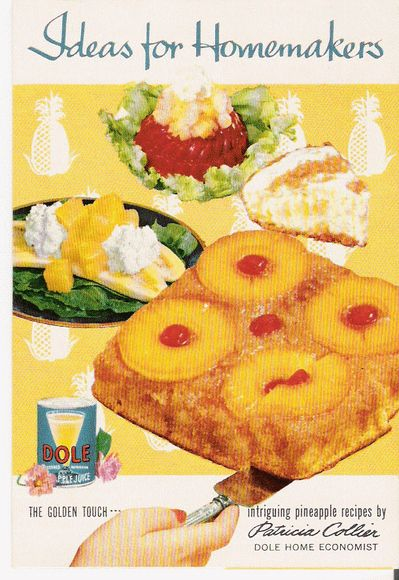 recipe: dole recipes pineapple upside down cake [39]