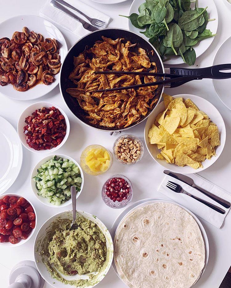 vad ska man äta idag