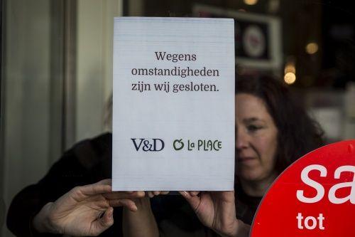 FNV: Dramatisch slotakkoord voor werknemers V&D