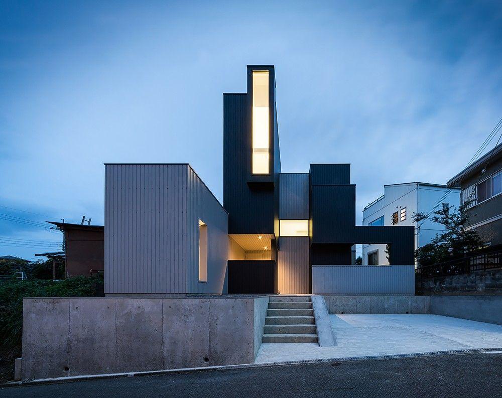 Gallery of Scape House / FORM | Architektur, Wohnen und Häuschen