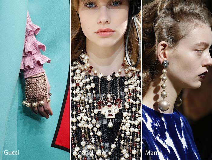 Fall winter 2016 2017 accessory trends fall winter for Fall jewelry trends 2017