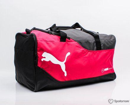 24a974c1f Puma fundamentals sports bag - Sportamorelove love it