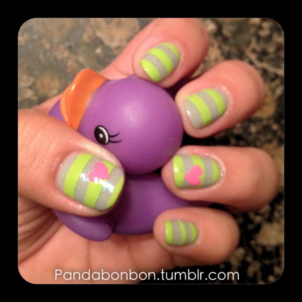 Inspired by kid\'s pajamas! | Kids NailArt | Pinterest | Kids s, Kid ...