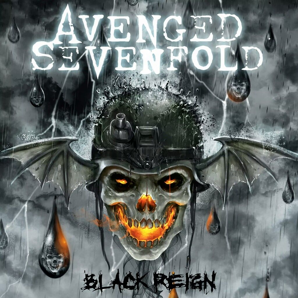 Avenged Sevenfold Black Reign Ep Avenged Sevenfold Album