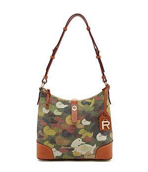 Dooney Bourke Duck Dynasty Camo Print Hobo Bag Dillard S Mobile