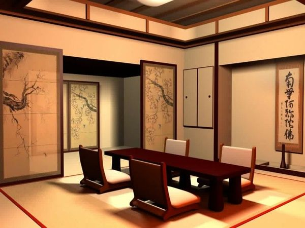 20 Trendy Japanese Dining Table Designs Japanese Dining Table