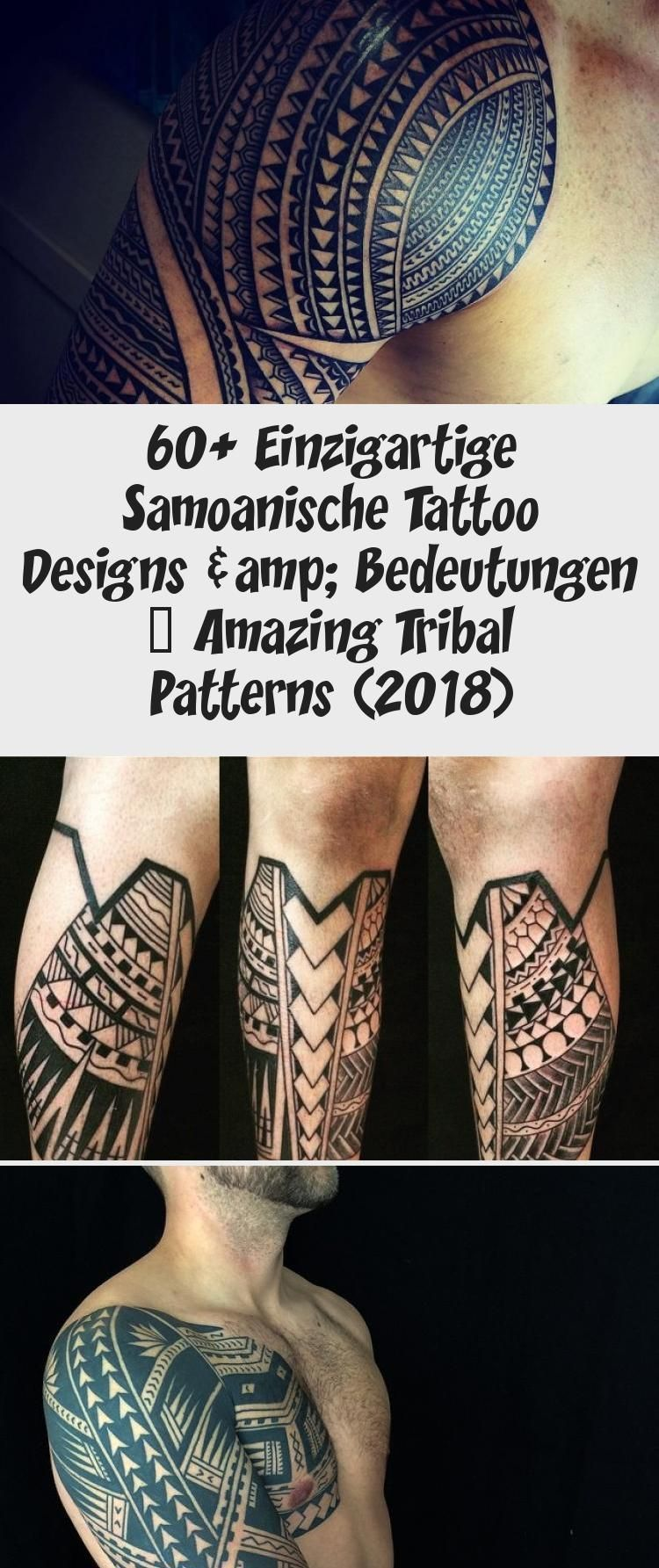 60+ Unique Samoan Tattoo Designs & Meanings Amazing