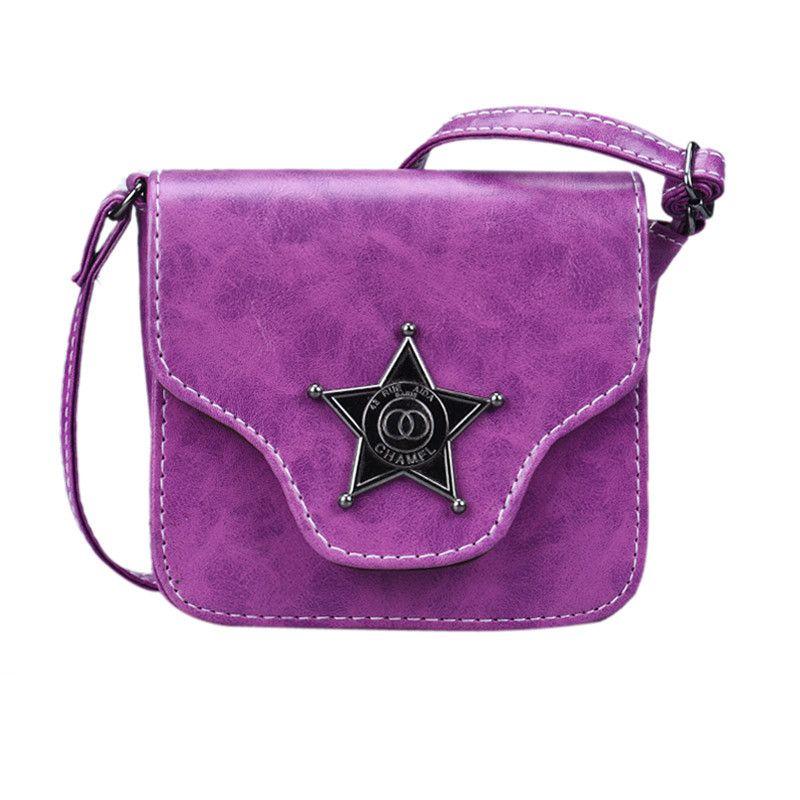 $7.76 (Buy here: http://appdeal.ru/7ylt ) New vintage leather women shoulder bag brand small girls handbag black lady party crossbody purse designer women messenger bag for just $7.76