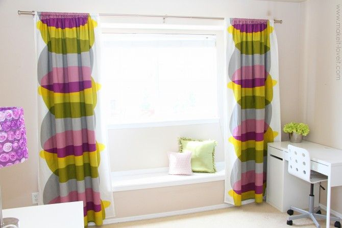 Make Your Curtains BLACKOUT CURTAINS Simplified Version An Easy Way To Existing Or Homemade Block The Sunlight Makeit Loveit