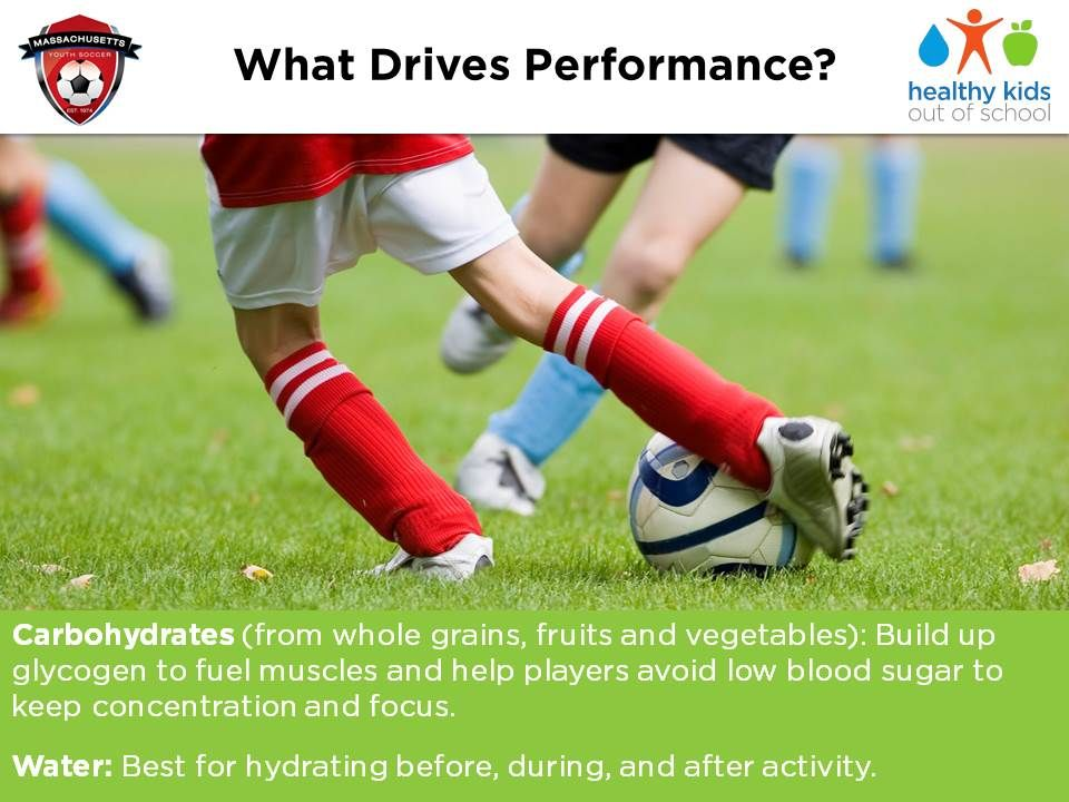 What Drives Performance Carbohydrates Whole Grains Fruits Vegetables Water Soccer Soccer Injuries Football Match