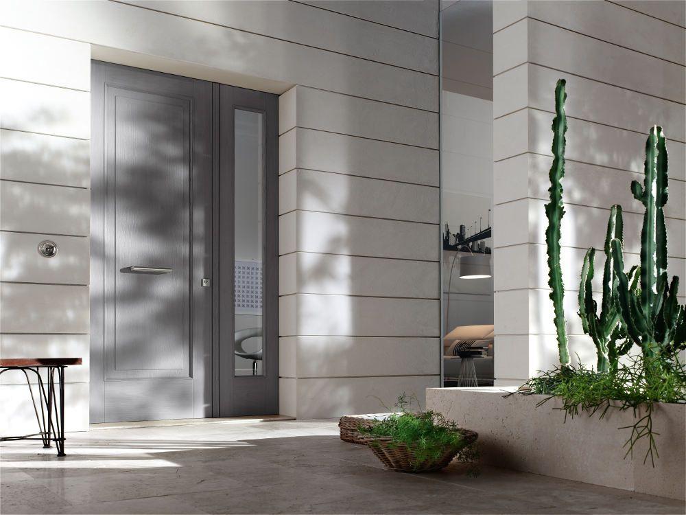 oltre 25 fantastiche idee su porte d'ingresso su pinterest ... - Design Della Porta In Legno Moderno Con Vetro
