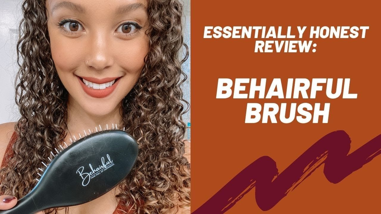 Tangle Teezer Vs Denman Best Curl Definition Brush 2020 Youtube