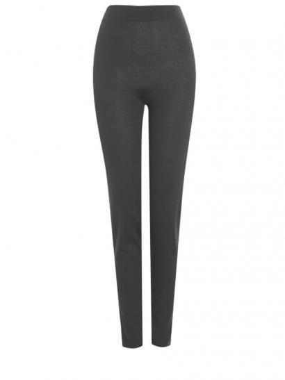 Leggings mit Kaschmir, grau - Beauty Women