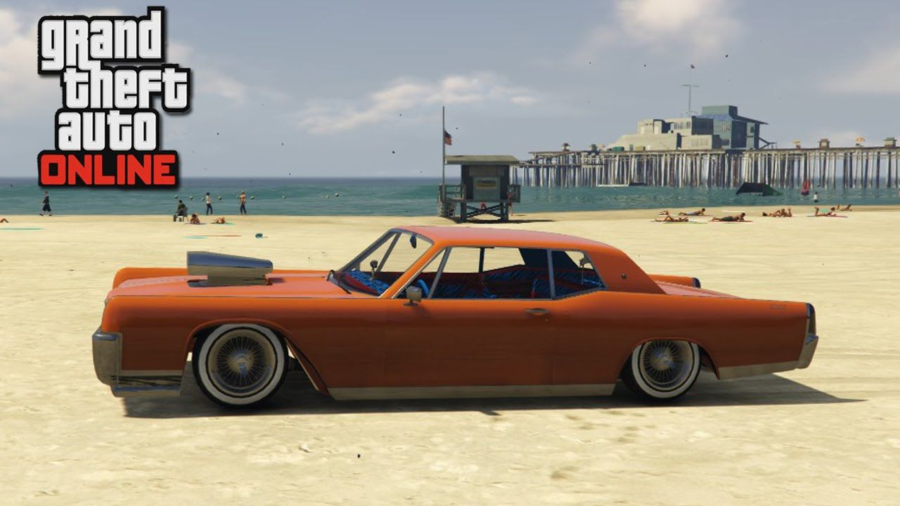 Gta 5 online lowriders dlc how to use hydraulics vapid
