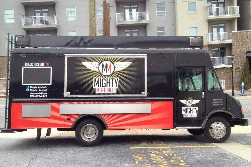 Mighty Meatballs Food Truck