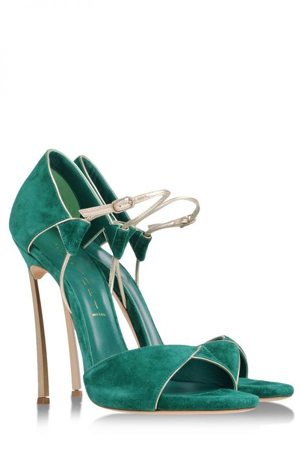ee3b65d3b Sandalias Verdes Tacon, Tacones Verdes, Zapatos De Salón, Sandalias  Bonitas, Zapatos
