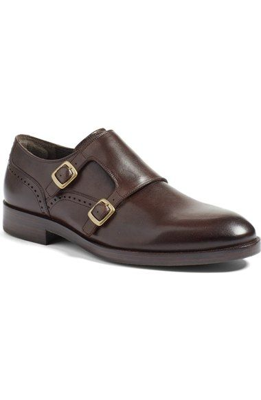 b7abe30c4e1 Cole Haan  Harrison  Double Monk Strap Shoe (Men) available at  Nordstrom