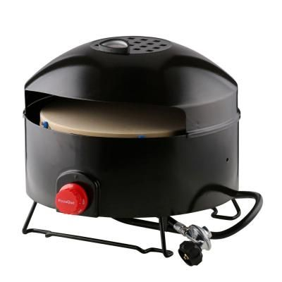 Pizzacraft Pizzaque Portable Propane Gas Outdoor Pizza Oven Pc6500
