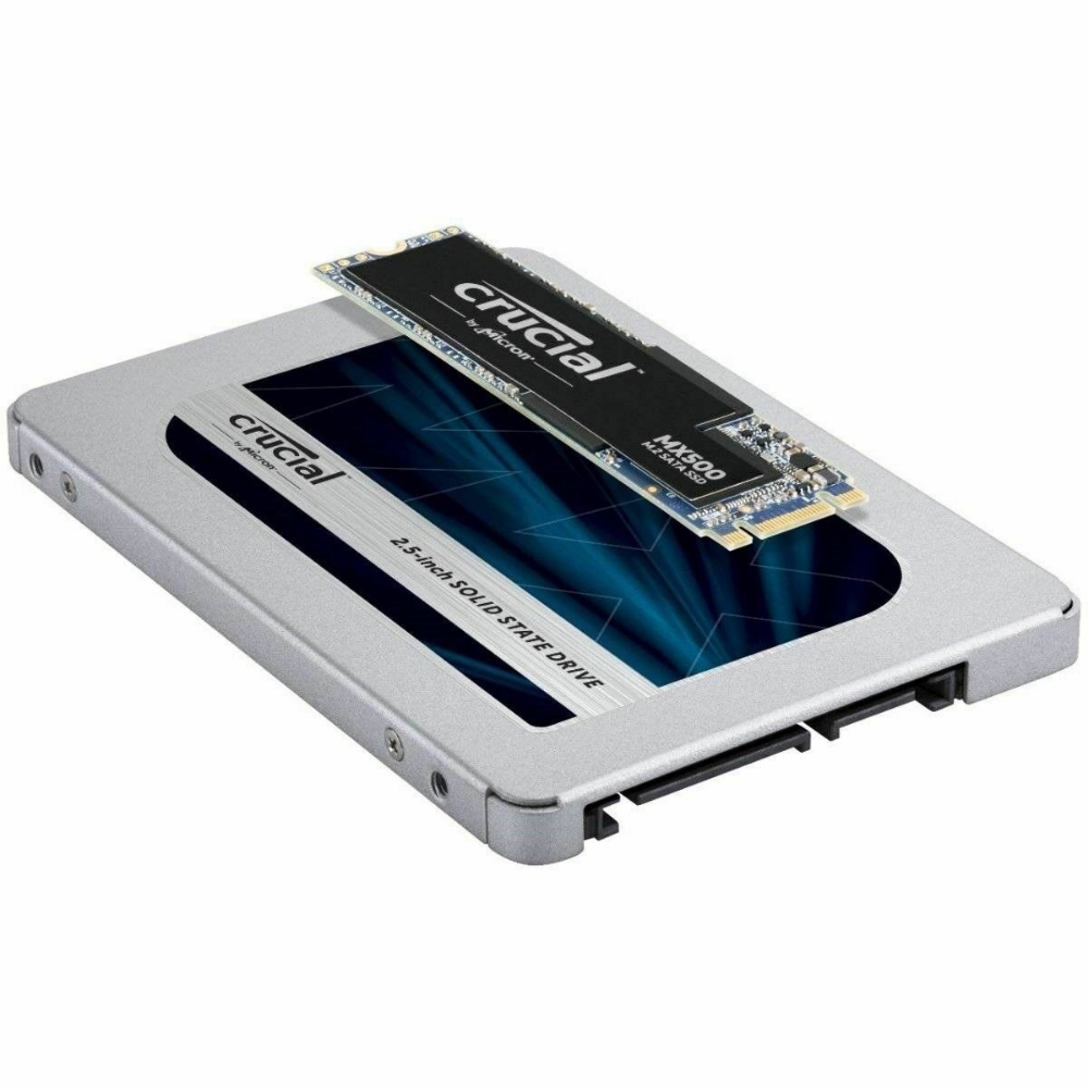 """Crucial MX500 2.5"""" SSD 500GB 76 1TB 143.20 + Delivery"""