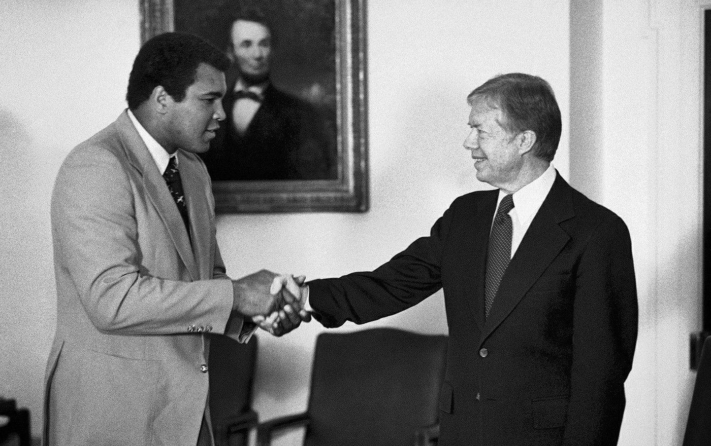 Image result for ali with jim carter