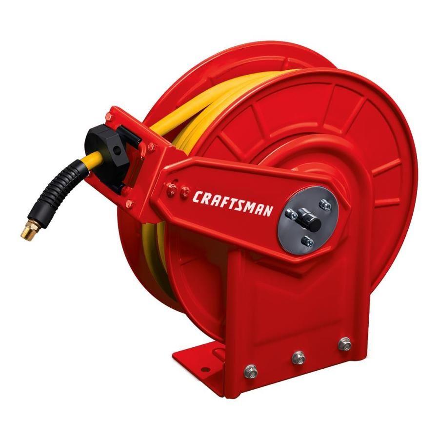 Craftsman 3 8 In 50 Ft Poly Hybrid Air Hose Cmxztsg1077nb Craftsman Outdoor Tools Oscillating Tool