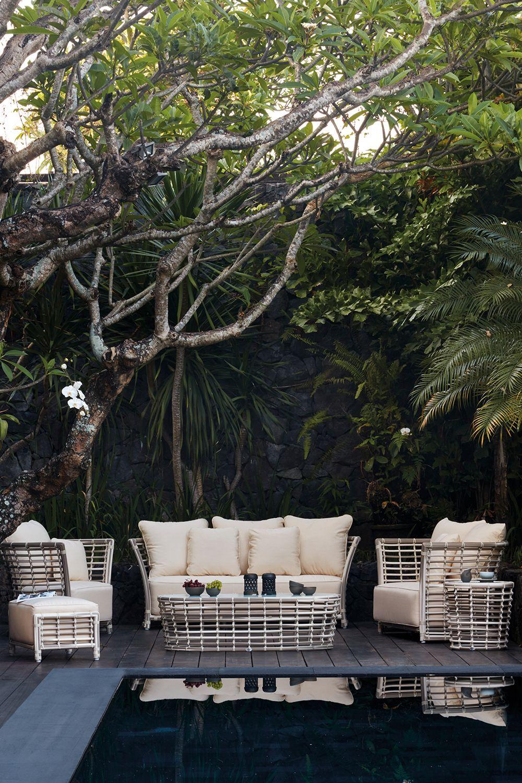 Villa Set Mobilier Gradina Terasa 2 Fotolii Canapea Si Masuta In 2020 Outdoor Outdoor Furniture Outdoor Decor