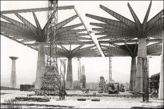 Torino - Italia '61 in costruzione