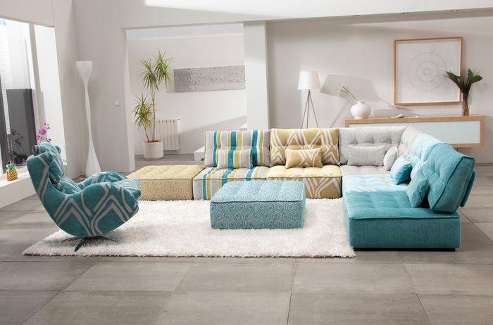 N°1-salon moderne-cuir-matière-bas-rhin-gerlin | salon | Pinterest ...